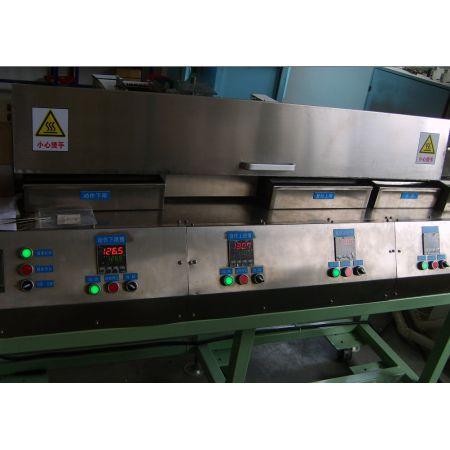 双金属片温度筛选机